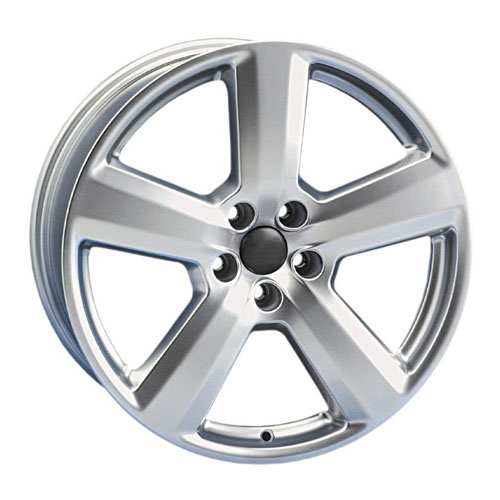 5x112 18x8.00 ET45 57.1 RS6 BRIGHT SILVER