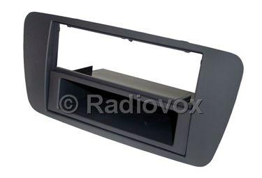 ADAP-RADIO SEAT Ibiza*4n'08-> NEGRO