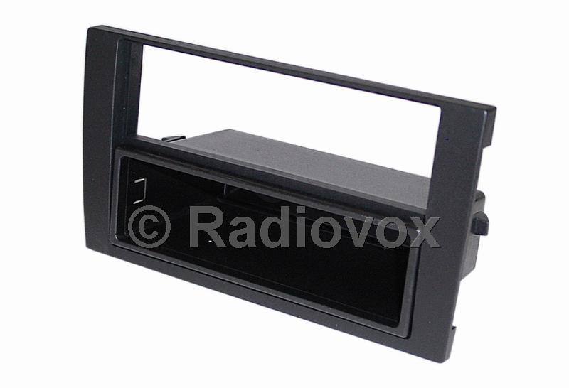 ADAPTADOR  RADIO A4 2007+ 2 DIN