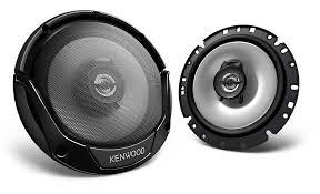 """ALTAVOCES KENWOOD DE 6.5"""" COAXIALES"""