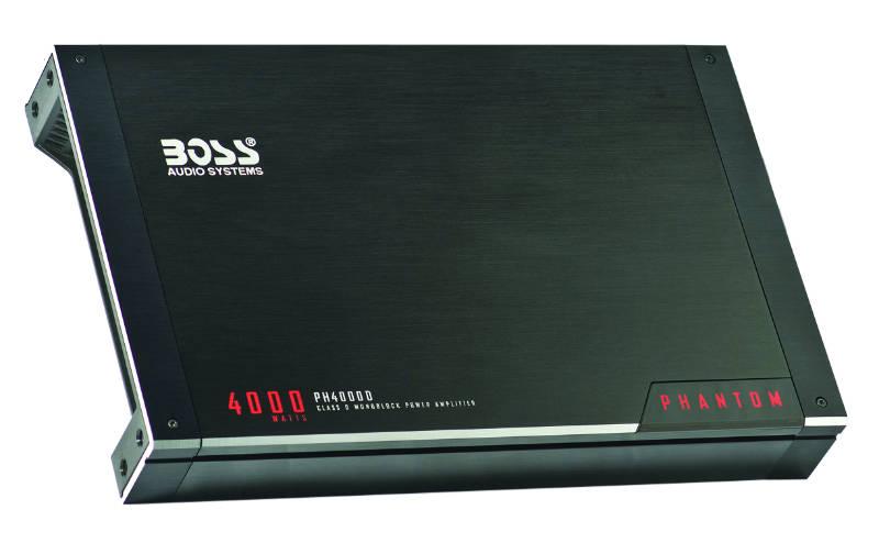 AMPLIFICADOR BOSS PH-4000 D