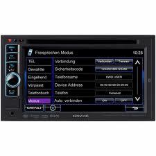 "Amplio monitor VGA 6.1"", Receptor DVD/USB Multimedia 2DIN, módulo Bluetooth incorporado"