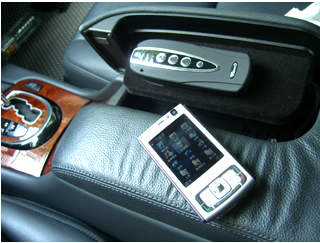 BLUETOOTH MERCEDES PARA CUNA ORIGINAL