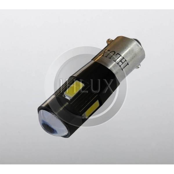 BOMBILLA LED H6W 6 SMD CANBUS