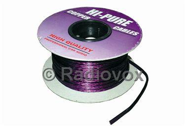 CABLE ALTAVOZ OXIFREE ECO 2xAWG 16 - 2x1mm2 - Rollos de 100m