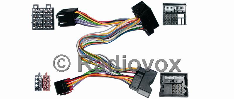 CABLE MANOS LIBRES FORD