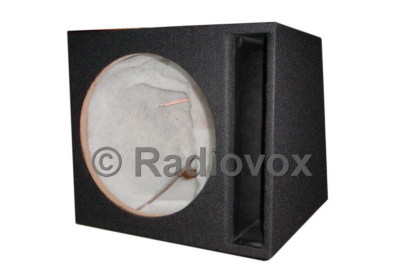 """CAJON BASS BOX DE 15"""" REFLEX LABERINTO"""