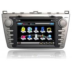 CAR SERIES NAV. MAZDA 6