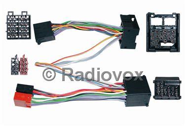 CONECTOR-CONTRACONECTOR BMW 91>LAND ROVER Defender*'07-> ROVER 75*'99->