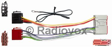 CONECTOR ISO RADIOMONDEO 03>