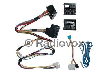 CONEX.M/L+MANDO/VOLANTE 3000/3100 AUDI A3/A4 SKODA FAVIA/OCTAVIA GOLF /PASSAT/TOURAN