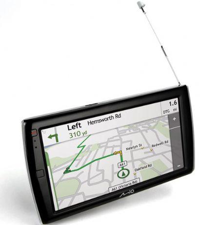 "GPS NAVEGADOR 7"" CON T.D.T"""