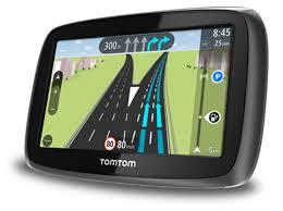 """GPS PORTATIL 4.3"""" TOMTOM MAPAS GRATIS"""