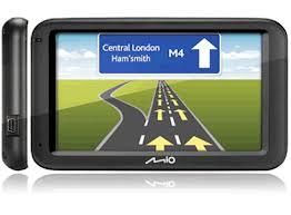 "GPS PORTATIL MIO EUROPA 5"""