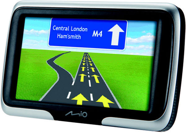 "GPS PORTATIL MIO MOOV 470 EUROPA4.3"""
