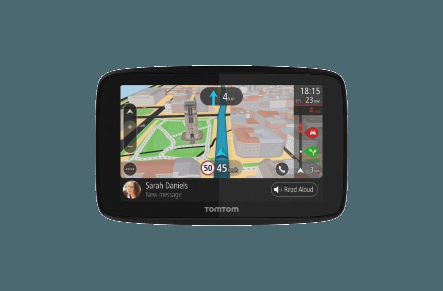 GPS PORTATIL TOMTOM G520 EU