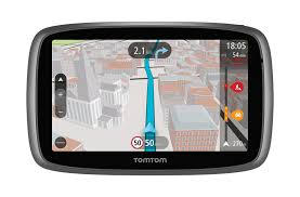 GPS PORTATIL TOMTOM