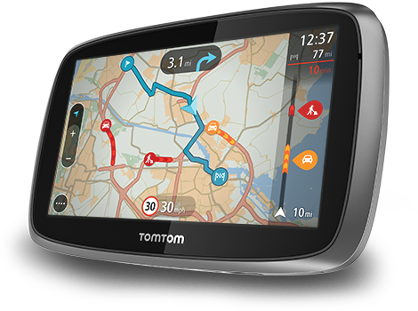 GPS TOMTOM EUROPA 45 PAISES ACTUALIZACIONES GRATUITAS