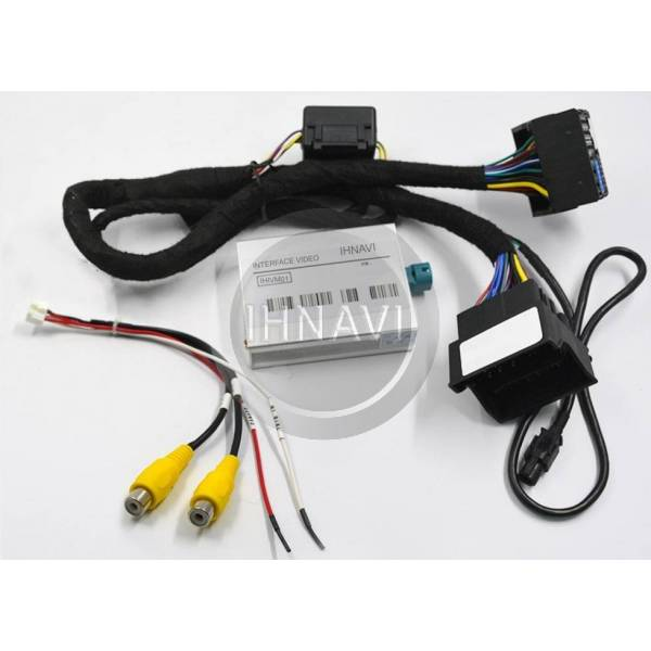 INTERFACE CAMARA MERCEDES NTG 5.0 Y 5.1