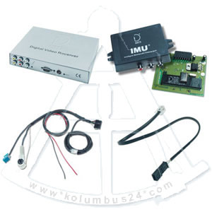 INTERFACE MULTIMEDIA MERCEDES CLASE S (W220)
