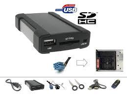 INTERFACE USB FIAT Y ALFA LANCIA