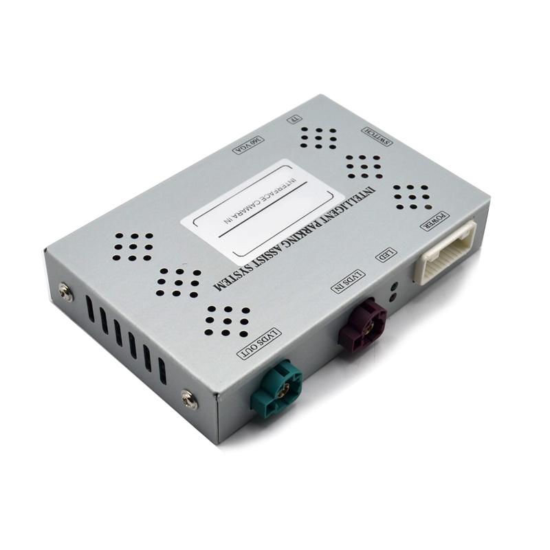 Interface Cámara in VOLVO con monitor vertical 9