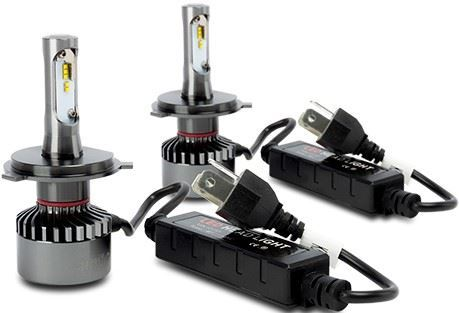 KIT DE LED H7 SUPERLITE