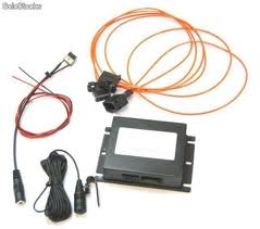 KIT DE TELEFONIA MOVIL OPTICA BMW FISCON