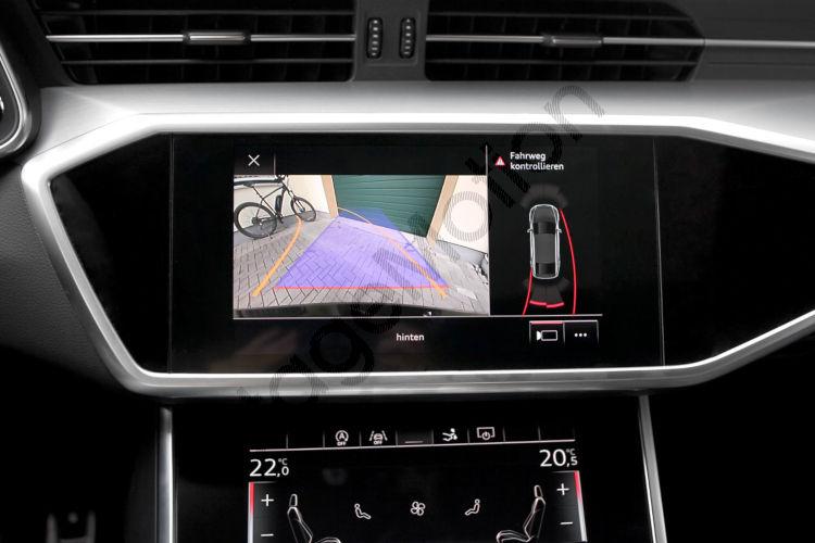 Kit Cámara de marcha atrás APS Advance para Audi A6 4A