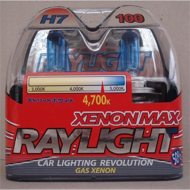 LAMPARAS RAYLIGHT H7 100W