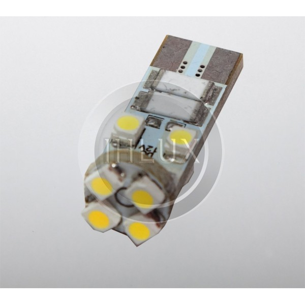 LED TIPO T10 SMD LATERALES