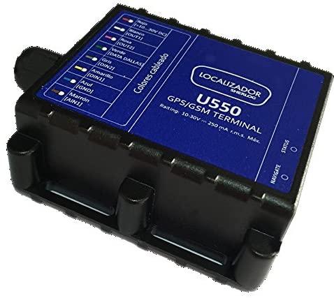 LOCALIZADOR DE VEHICULOS POR GPS Y GSM