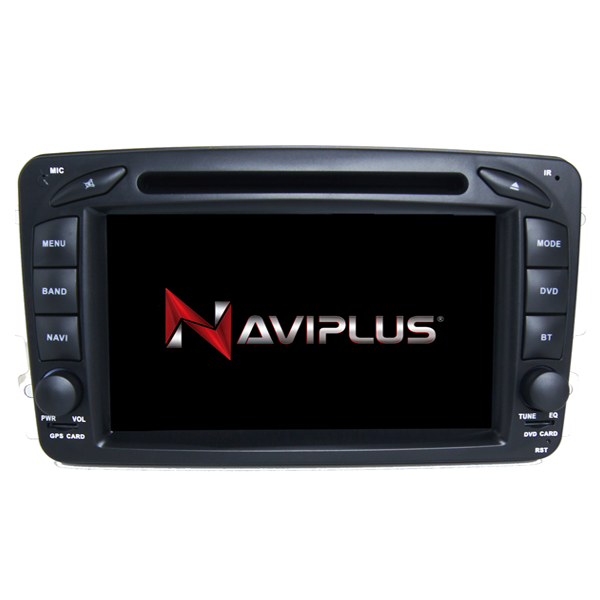 MERCEDES OEM ANDROID W203