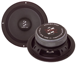 """MIDWOOFER PLANO 8"""" 500W. COMPETITION"""