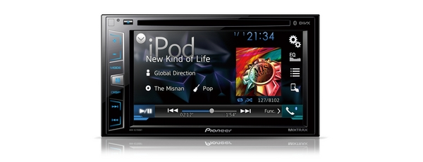 MONITOR DOBLE DIN PIONEER