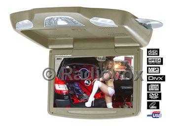 "MONITOR TFT 9"" - 16/9-TECHO+DVD/DIVX/USB/SD-MMC - Color beige...."
