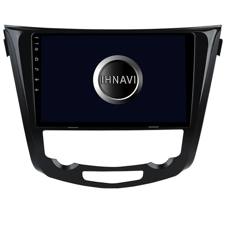 Navegador 10´´ para Nissan Qashqai II. Excellent ECO - A10, 4 Core, 2+16