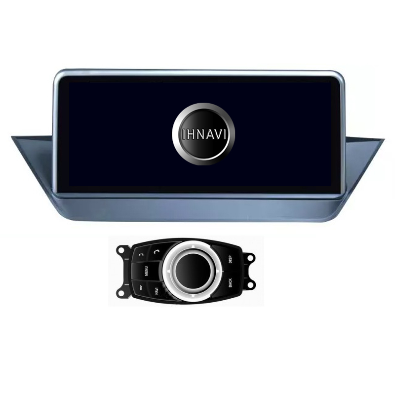 Navegador 10,25'' para BMW X1. Titanium300 – A 9 / A10, 8 Core, 4+32