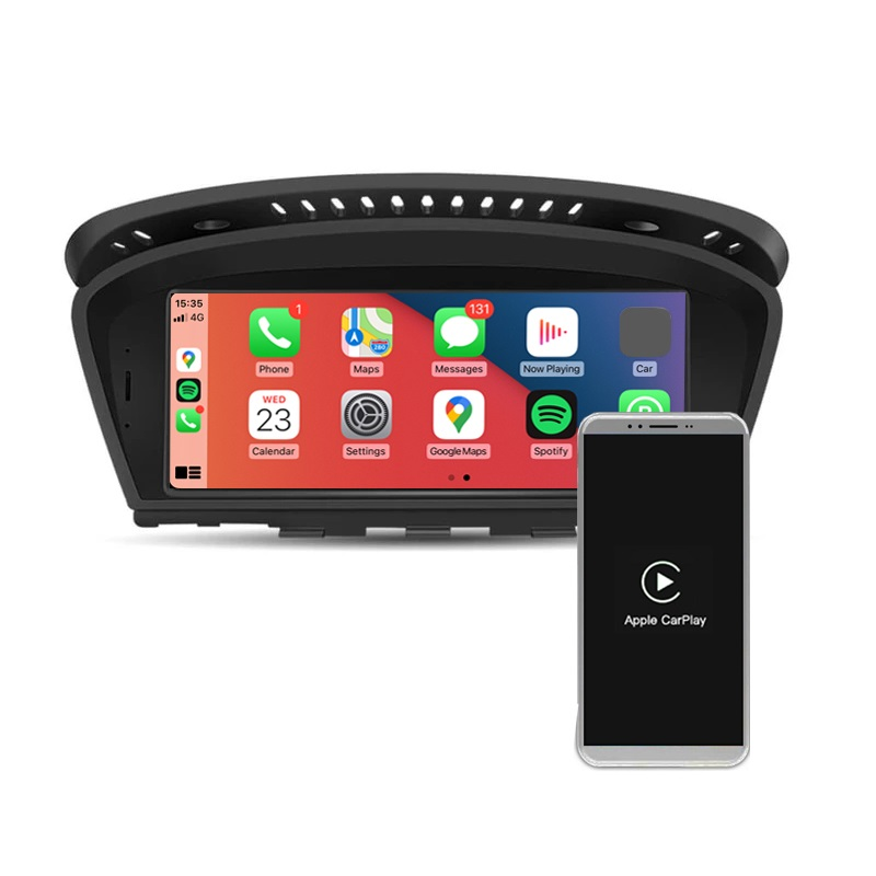 Navegador 10,25' para BMW Serie 5 E60/E61 CCC. Carplay Wireless / Android Auto