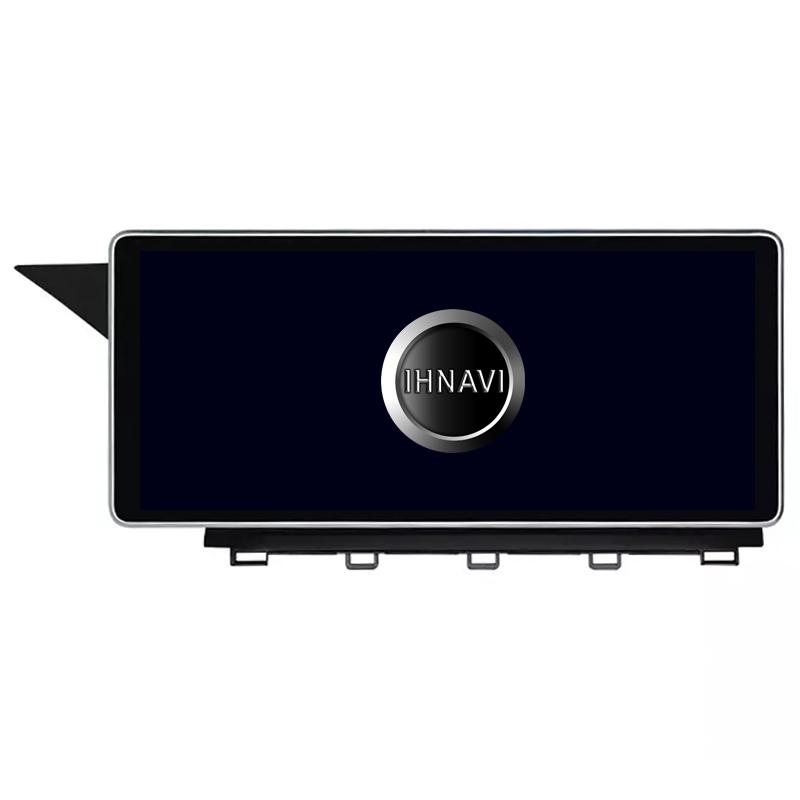 Navegador 10.25´´ para Mercedes GLK Cuadrado. Titanium 400 – A10, 8 Core, 4+32