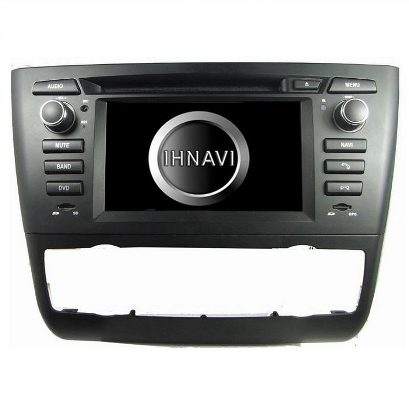 Navegador 6.2´´ BMW Serie 1 E series auto. Titanium 200 – A4.4.4, 4 Core, 1+16