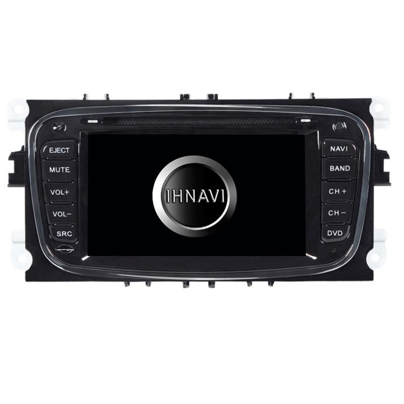 Navegador 6.2´´ para Ford New. Color Negro. Excellent 300 – A10, 8 Core, 4+32