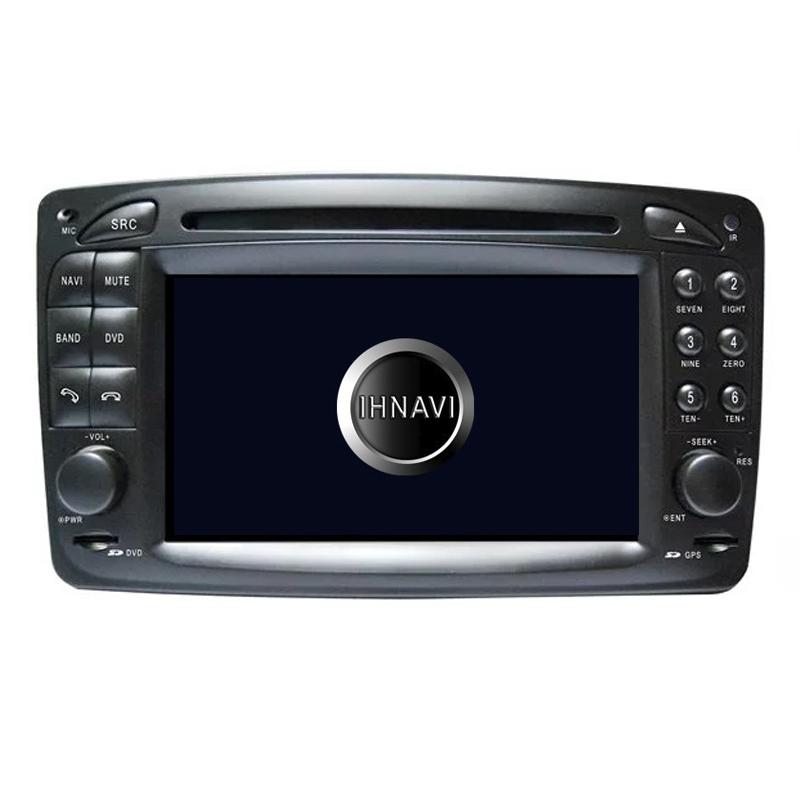 Navegador 6.2´´ para Mercedes C CLK Vito Viano G. Titanium 200 – A4.4.4, 4 Core, 1+16