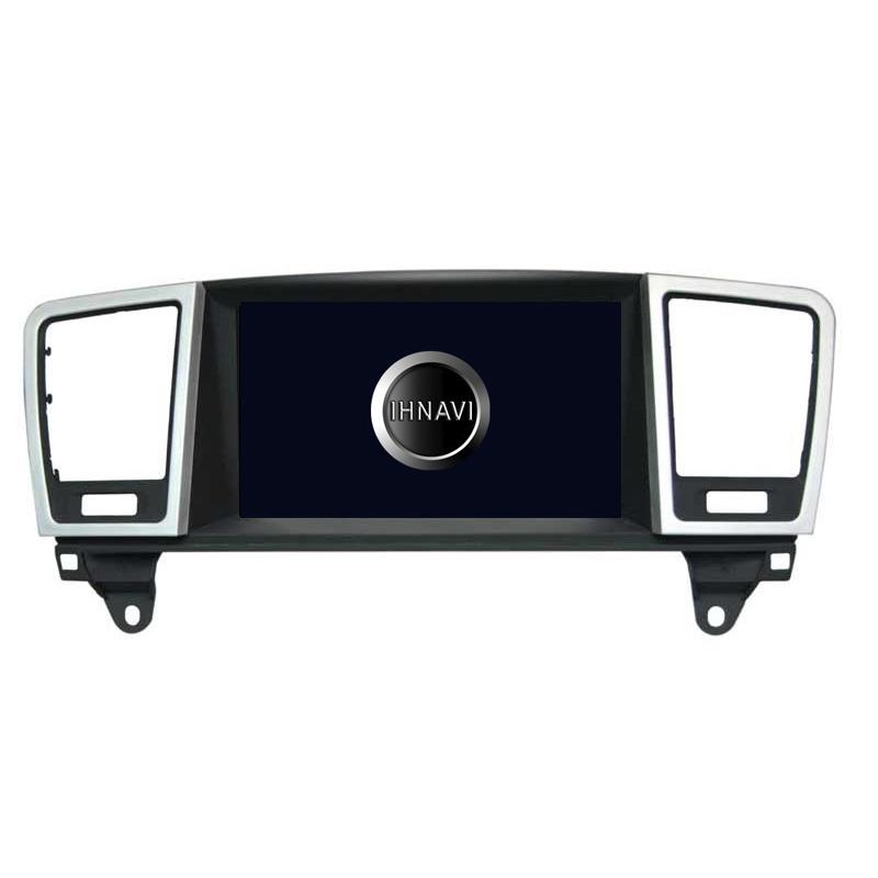 Navegador 7'' para Mercedes ML W166 / GL X166. Titanium300 – A10, 8 Core, 4+32