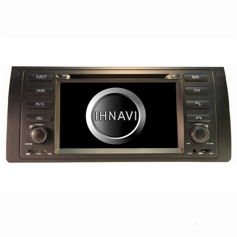Navegador 7´´ BMW 5 E39 X5 E53. Titanium 400 – A10, 8 Core, 4+64