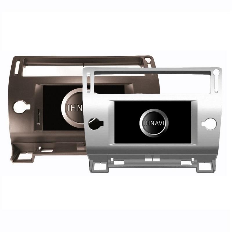 Navegador 7´´ para Citroen C4 Color Plata. Excellent 200 – A4.4.4, 4 Core, 2+16