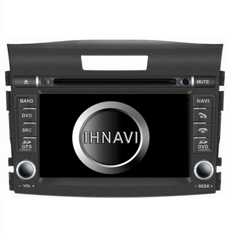 Navegador 7´´ para Honda Crv 2013. Excellent 200 – A4.4.4, 4 Core, 2+16