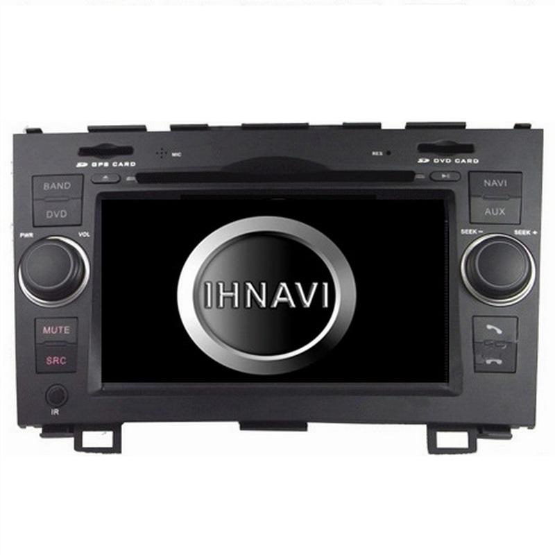 Navegador 7´´ para Honda Crv. Excellent 200 – A4.4.4, 4 Core, 2+16