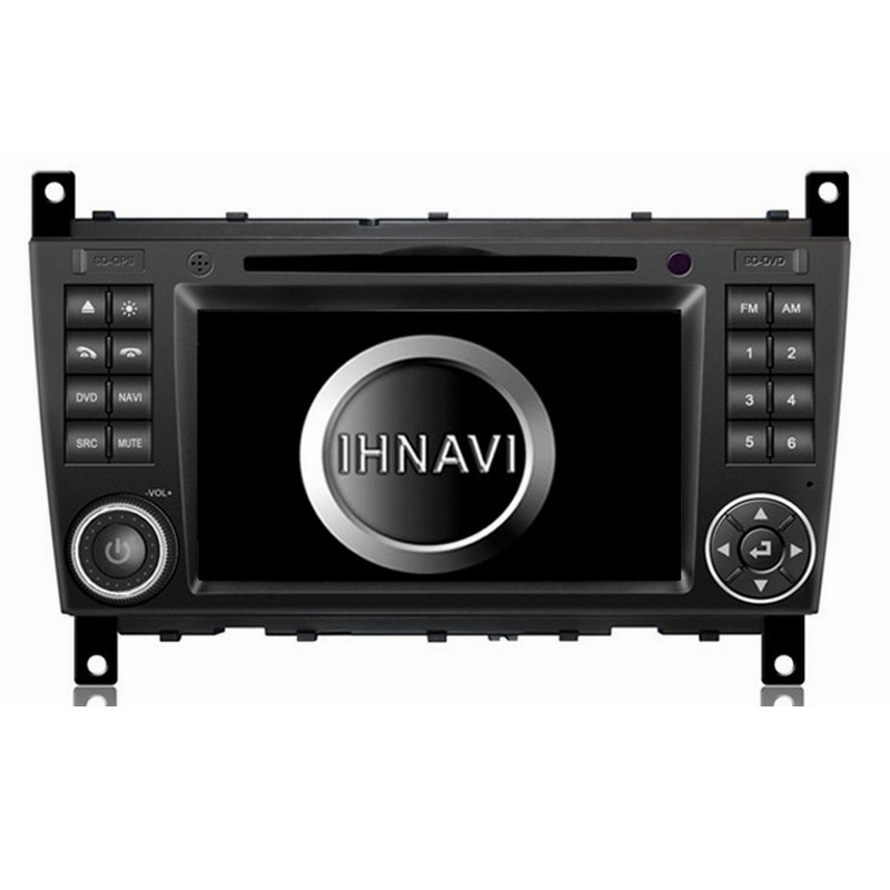 Navegador 7´´ para Merceces C W203 Restyling. Excellent 200 – A4.4.4, 4 Core, 2+16