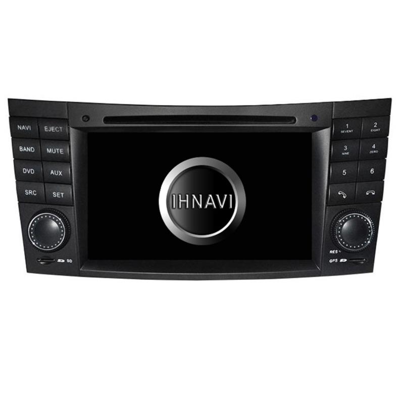 Navegador 7´´ para Mercedes Clase E / CLS. Titanium300 – A8, 8 Core, 4+32